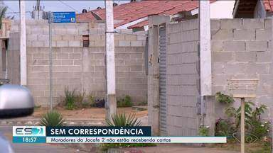 Moradores de bairro de Linhares reclamam de falta de entrega dos Correios, no Norte do ES - Prefeitura do município diz que dialoga com os Correios para que o problema seja resolvido.