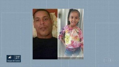 Corpo de menina de 6 anos é encontrado no Morro dos Prazeres, em Santa Teresa - Policiais suspeitam que o corpo é da menina Estela, desaparecida desde sábado (5) após sair com o tio Paulo Sérgio.