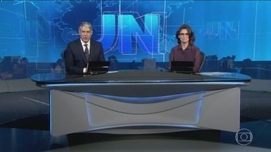 Jornal Nacional, Íntegra 10/10/2019 - As principais notícias do Brasil e do mundo, com apresentação de William Bonner e Renata Vasconcellos.