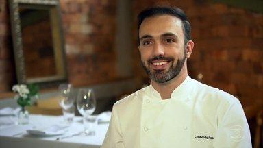 Conheça Leo Paixão - Ele foi eleito em 2016 um dos chefs mais promissores do Brasil. E, desde então, vem conquistando diversos prêmios individuais e em seus três restaurantes, localizados em Belo Horizonte