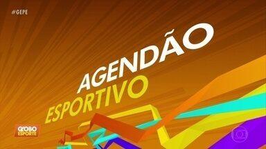 Agendão esportivo: saiba o que vai rolar neste fim de semana no amadorismo pernambucano - Agendão esportivo: saiba o que vai rolar neste fim de semana no amadorismo pernambucano