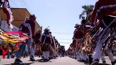 Festa de Nossa Senhora do Rosário tem cortejo, dança e música em Catalão - Festa comemora 143 anos de tradição.