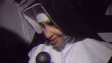 Globo Repórter – Irmã Dulce, 11/10/2019 - A freira que ajudou gerações de pobres da Bahia vai se tornar santa numa cerimônia de canonização em Roma. O Globo Repórter vai contar o caminho da mulher que dedicou toda a sua a fazer o bem.
