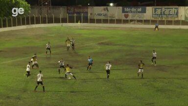 Timon arranca empate com o Cori-Sabbá em Floriano e se aproxima da Série A - Timon arranca empate com o Cori-Sabbá em Floriano e se aproxima da Série A