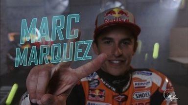 Marc Marquez é octacampeão de motovelocidade - Marc Marquez é octacampeão de motovelocidade.