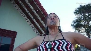 Fant 360: Renata Ceribelli conhece os maori, primeiros habitantes da Nova Zelândia - A última parada de Renata Ceribelli na Nova Zelândia é Rotorua, parque criado para preservar a natureza e a cultura maori.