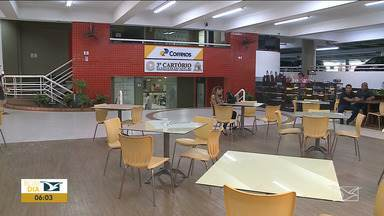 Polícia procura suspeitos que tentaram assaltar Agência dos Correios em São Luís - Ação criminosa aconteceu na segunda-feira (14), na capital, e na ocasião bandidos levaram a arma do vigilante.
