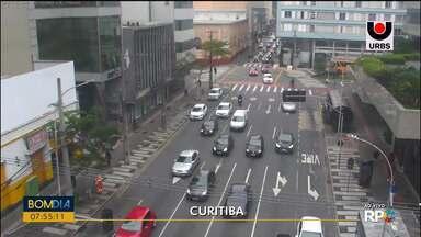 Confira a situação do trânsito nesta manhã - As informações são do Waze.