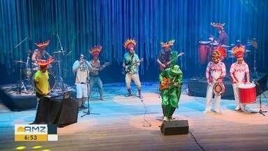 Em Manaus, Sesc realiza mostra de música Canção da Mata - Nesta edição do projeto, serão dez apresentações musicais.