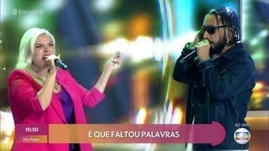 Rashid e Duda Beat cantam 'Sobrou Silêncio' - Os dois falam sobre a parceria e contam que se conheceram no Lollapalooza