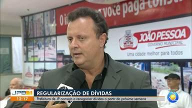 Prefeitura de João Pessoa e concessionária de energia renegociam dívidas - Ação da Energisa é realizada até sexta-feira e da Prefeitura de João Pessoa começa na próxima semana.