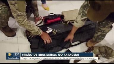 Forças de segurança apertam o cerco ao fornecimento de drogas e armas - Forças de segurança apertam o cerco ao fornecimento de drogas e armas