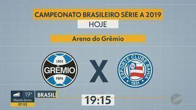 Palmeiras, São Paulo e Corinthians entram em campo nesta quarta (16) - Confira os jogos dessa rodada do Brasileirão.