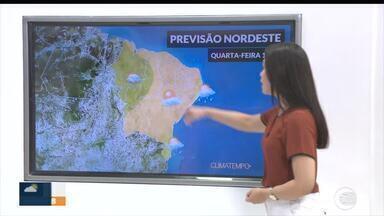 Confira a previsão do tempo para todo o Piauí - undefined