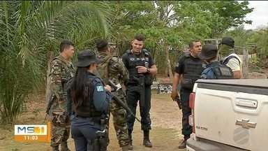 Homem confessa ser autor de chacina em fazenda no Pantanal - Laudenir Penaz matou três trabalhadores rurais para fugir com o salário deles