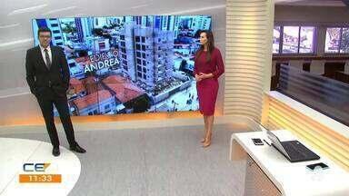 Assista à edição especial do CETV sobre desabamento de prédio em Fortaleza - Bloco 1 - Saiba mais no g1.com.br/ce