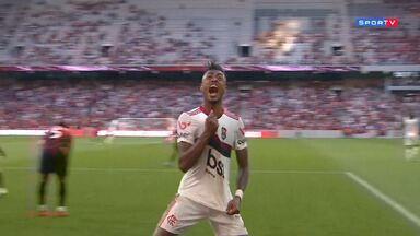 Athletico-PR 0 x 2 Flamengo