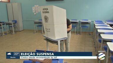 Eleição para concelheiros tutelares é suspensa em Campo Grande - Em Campo Grande.