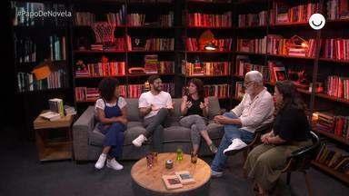 Papo de Novela #07: Armando Babaioff, Rosane Svartman e Paulo Halm - undefined