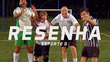 Resenha 2019: Times paulistas jogam pela 26ª rodada do Brasileirão - O Palmeiras terminou a partida com três pontos. O Corinthians empatou e, o São Paulo, perdeu para o Cruzeiro.