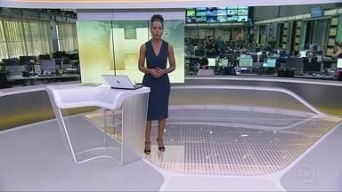 Jornal Hoje - íntegra 17/10/2019 - Os destaques do dia no Brasil e no mundo, com apresentação de Maria Júlia Coutinho.