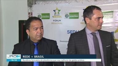 Fórum Rede + Brasil - Seminário sobre a plataforma será em novembro na Capital.