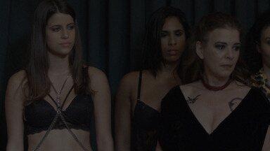 Episódio 3 - Bruna começa a aceitar todos os tipos de clientes e enfrenta as situações mais exóticas. Um roubo acontece no bordel que leva a terríveis consequências.