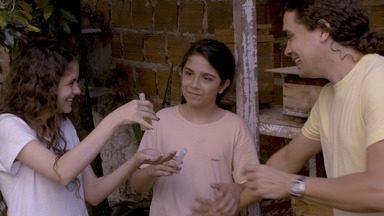 Último episódio de 'Famílias em Movimento' mostra um pai solo que cria dois filhos - Último episódio de 'Famílias em Movimento' mostra um pai solo que cria dois filhos