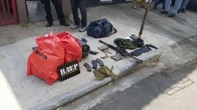 PF começa ouvir testemunhas do assalto no aeroporto de Viracopos - A investigação da Polícia Federal está sob sigilo. Foi divulgada nesta sexta (18) a relação de armas apreendidas pela Polícia Militar e Guarda Municipal.