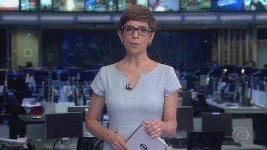Jornal da Globo, Edição de sexta-feira, 18/10/2019 - As notícias do dia com a análise de comentaristas, espaço para a crônica e opinião.