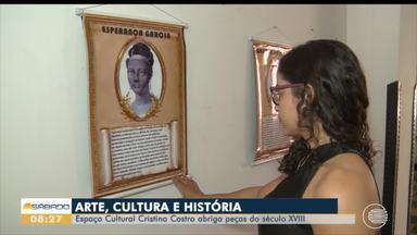 Casarão em Floriano, no Sul do Piauí, guarda páginas da história do Piauí - Casarão em Floriano, no Sul do Piauí, guarda páginas da história do Piauí