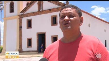 Construções do período colonial contam história em Oeiras, no Sul do Piauí - Construções do período colonial contam história em Oeiras, no Sul do Piauí
