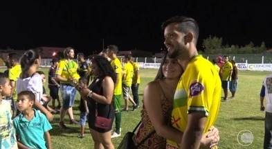 Picos vence o Oeirense no jogo de volta da semifinal e conquista acesso no Piauiense - Picos vence o Oeirense no jogo de volta da semifinal e conquista acesso no Piauiense