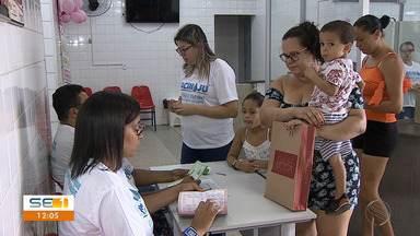 Dia 'D' de vacinação contra o sarampo acontece neste sábado - Dia 'D' de vacinação contra o sarampo acontece neste sábado.
