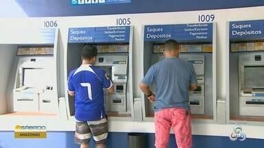 Saques de até R$ 500 do FGTS começam em Manaus - Saiba o que é preciso para sacar.