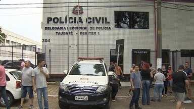 Dupla é presa após roubar motorista de aplicativo em Taubaté - Veja a reportagem.