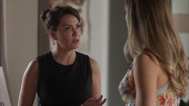 Nana conversa com Paloma sobre a gravidez - undefined