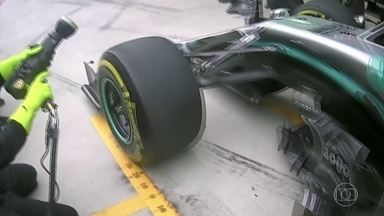 Fórmula 1 terá novo sistema de pressão aerodinâmica a partir de 2021 - Veja a escolha de pneus para a prova do México e as especulações para um novo sistema de pressão aerodinâmica para 2021.