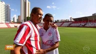 A anatomia de um gol: 30 anos depois, Nivaldo relembra gol mais rápido do Brasileirão - A anatomia de um gol: 30 anos depois, Nivaldo relembra gol mais rápido do Brasileirão