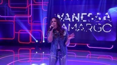 Wanessa Camargo encerra o 'Se Joga' com Música - Confira