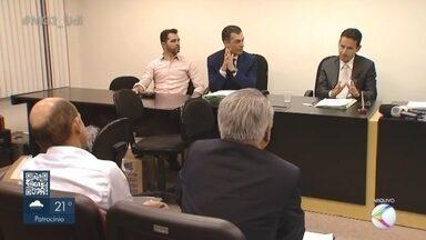 MP diz que não há evidências de ilegalidade em fábrica de celulose no Triângulo Mineiro - Nova audiência sobre o impasse foi realizada na tarde desta terça-feira (22). Promotor retirou a suspensão das atividades da empresa.