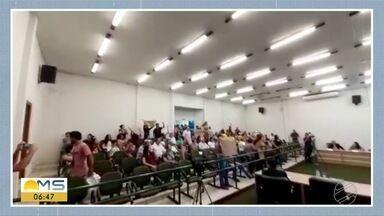 Vereadores de Ribas do Rio Pardo aumentam próprios salários - Eles também aprovaram reajuste para prefeito, vice e secretários municipais.