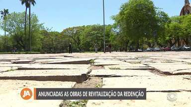 Obras de revitalização do Parque da Redenção são anunciadas - Veja algumas mudanças que vão acontecer.