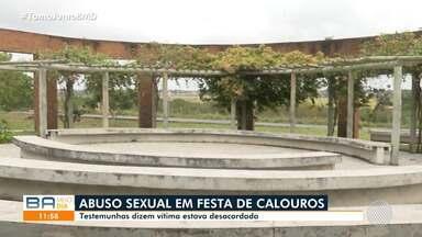 Polícia investiga denúncia de abuso sexual ocorrido no campus da Uefs - Crime teria acontecido durante uma festa dos estudantes, no campus.