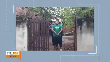 Foragido suspeito de gerenciar tráfico em bairro de Campos, RJ, é preso em Iguaba Grande - Homem foi preso nesta quarta-feira (23).