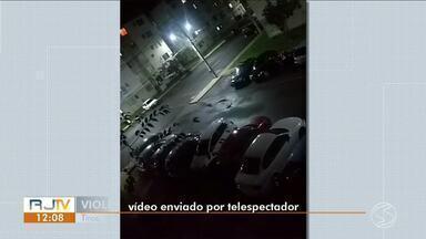Tiroteio assusta moradores do bairro Banqueta, em Angra dos Reis - Fato aconteceu na noite de segunda-feira (23).