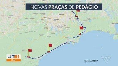 Rodovias do litoral paulista serão privatizadas e receberão pedágios - O município de Mogi das Cruzes recebeu uma audiência onde o Governo de SP deu detalhes sobre o pacote de concessões.