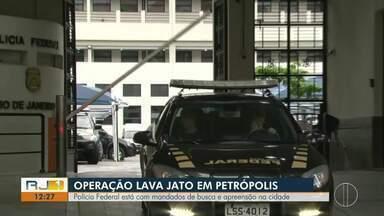 Nova fase da Lava Jato tem mandado em Petrópolis, no RJ - Lava Jato mira multinacional suspeita de pagar propina na Petrobras.