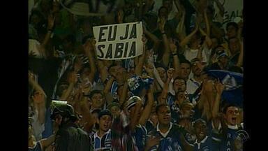 """Relembre as vezes que o Grêmio """"calou"""" o Maracanã - Jogadores relembram momentos históricos vividos no estádio carioca."""