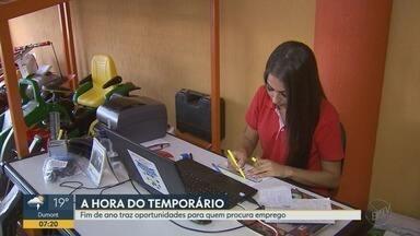 Comércio abre vagas temporárias para as festas de fim de ano em Ribeirão Preto - Associação Brasileira do Trabalho Temporário estima 370 mil oportunidades em SP.
